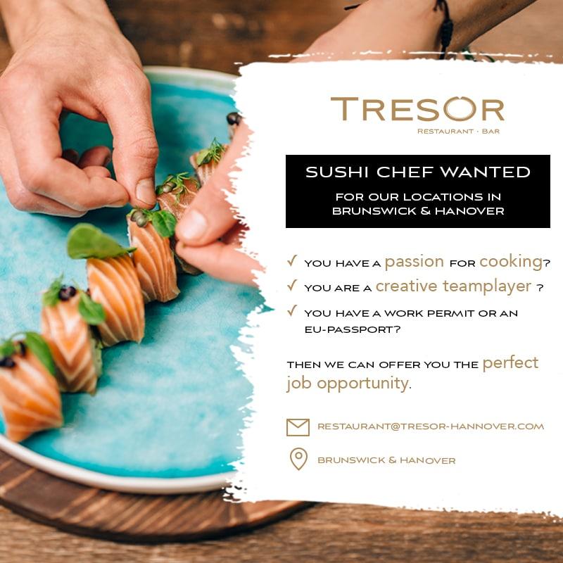 Titelbild Sushi-Chef mobil